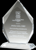 Imperial Jewel Clear Optical Crystal Awards