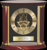 Executive Rosewood Clock Sales Awards