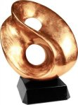 Gold Art Sculpture Award Artistic Awards