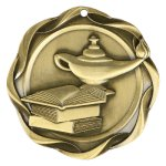 Fusion Medal  - Knowledge Scholastic Trophy Awards