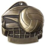 M2000 Series Medal Awards -Volleyball Volleyball Trophy Awards